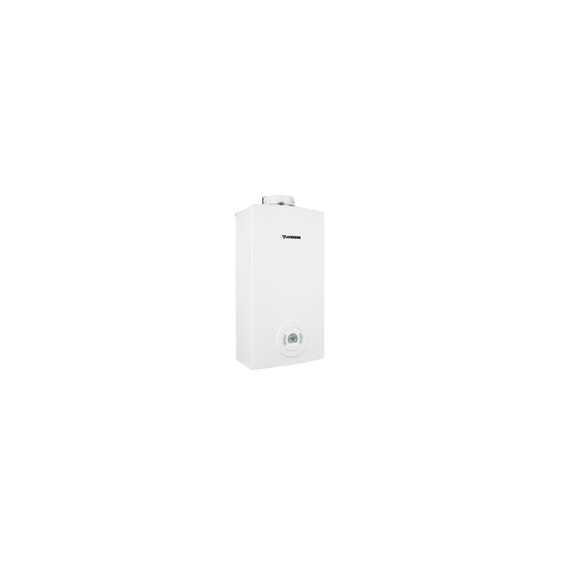 Scaldabagno istantaneo a gas hydrocompact indoor wtd15ame - Scaldabagno a gas a camera stagna ...